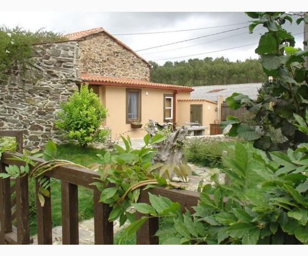 Casa rural casa luar mazaricos a coru a rurismo - Casa a coruna ...