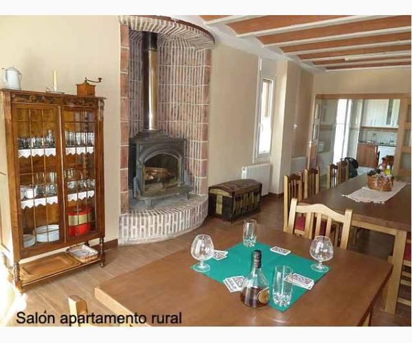 casa rural montealegre en mozoncillo de juarros burgos
