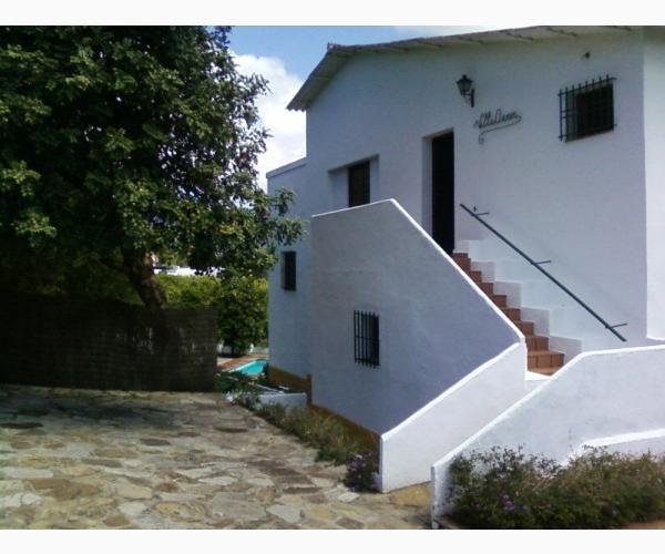 Villa aurora jimena de la frontera c diz rurismo - Casa rural jimena ...