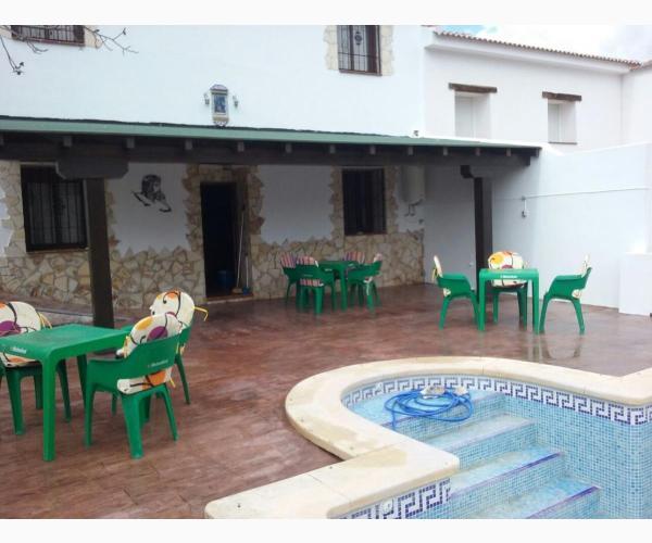 Fotos casa santiago montefr o rurismo for Casa relax granada