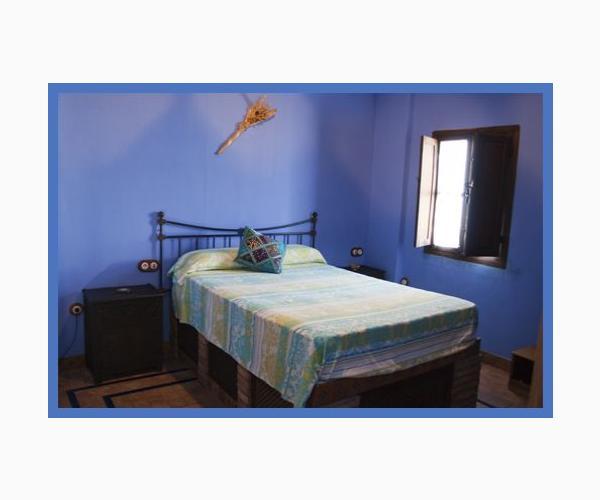 La casa azul triana m laga rurismo - Arte sofa velez malaga ...