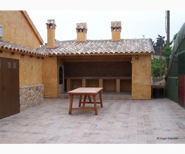 Fotos casa rural el viejo establo fortuna rurismo - Casa rural el viejo establo ...