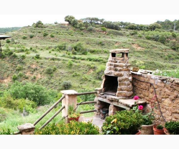 Casa rural casa leandron murillo de g llego zaragoza rurismo - Casa grande zaragoza ...