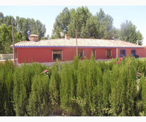 Casa rural bajo los huertos terrer zaragoza rurismo - Casa grande zaragoza ...