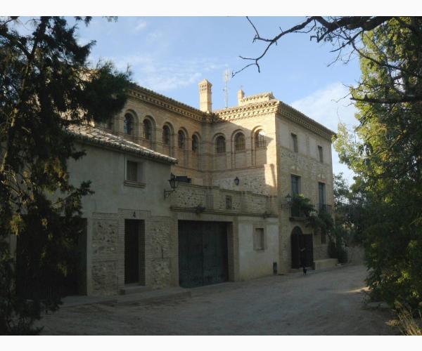 Fotos casa rural torre de campos ainz n rurismo - Casa grande zaragoza ...