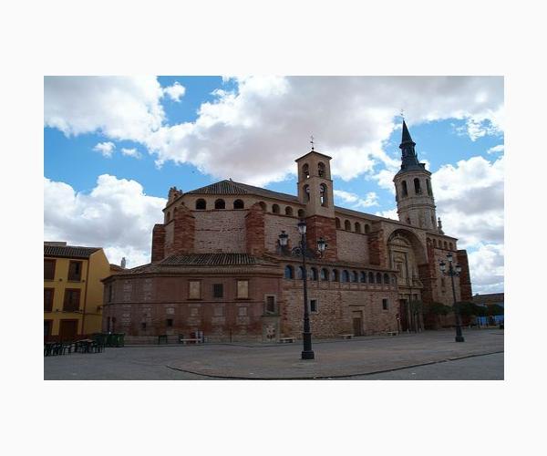 Iglesia de santa catalina en solana la ciudad real - Parroquia santa catalina la solana ...
