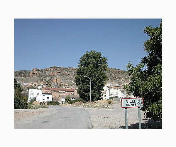 Fotos de villel de mesa guadalajara rurismo for Villel de mesa