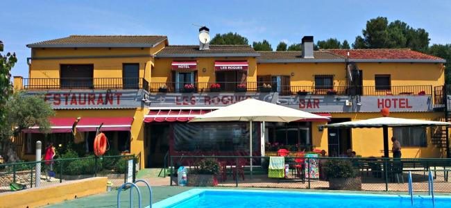 foto Les Roques Hostal-Restaurante