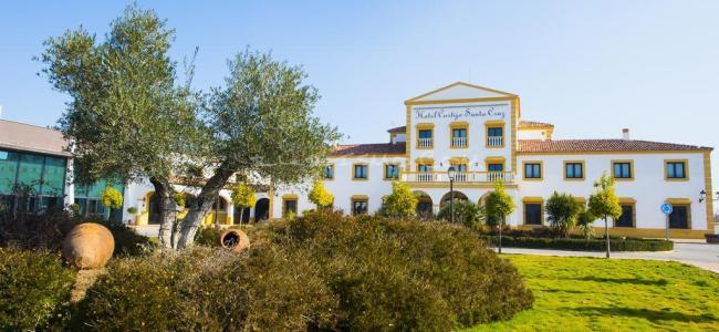 foto Hotel Cortijo Santa Cruz