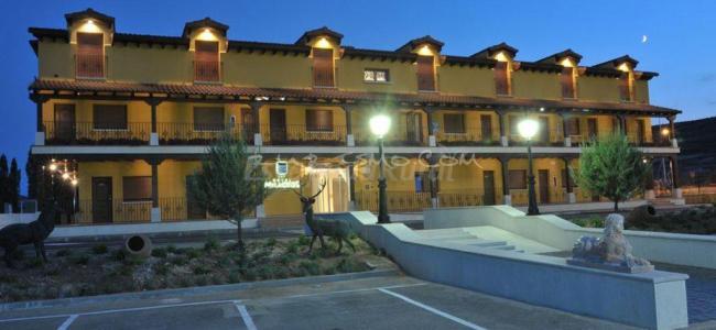 foto Hotel Milagros Río Riaza
