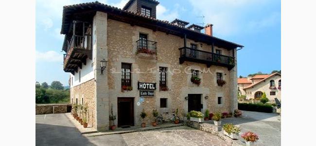 foto Hotel Conde Duque Santillana