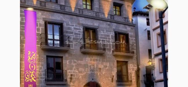 foto Hotel Palacio del Obispo Graus