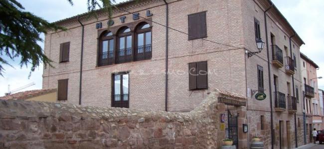 Hotel la casona de jabes en alesanco la rioja for Hotel rural la rioja