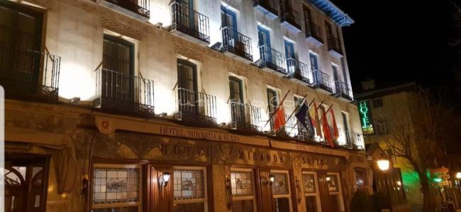 foto Hotel Miranda Suizo