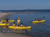 Albergue Mar Acuatic Resort en Alcázares, Los (Murcia)