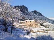 La Cabrera, Refugio de Mont-ral en Mont-ral (Tarragona)