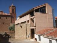 Albergue La huella del Dinosaurio en Galve (Teruel)