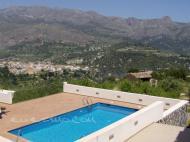 Apartamentos Serrella en Benimantell (Alicante)