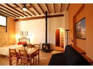 Casa La Muntanya en Benimantell (Alicante)