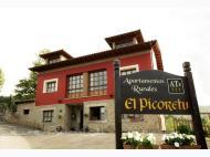 Apartamentos rurales El Picoretu en Cangas de Onís (Asturias)