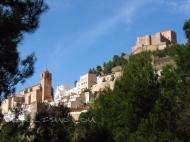 La Mesa Segureña en Segura de la Sierra (Jaén)