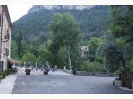 Balneario Solán de Cabras en Beteta (Cuenca)