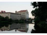 Balneario Acuña en Caldas de Reis (Pontevedra)