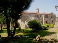 Casa de Barreiro en Curtis (A Coruña)