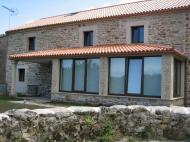 Casa Paco de Riotorto en Muxía (A Coruña)