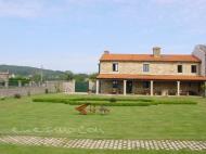Casa Dugium en Fisterra (A Coruña)
