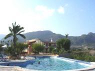 Casa Rural El Almendral de Relleu en Relleu (Alicante)