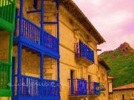 Casa Rural Casa de Lolo y Vicent en Escalada (Burgos)
