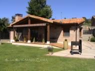 Casa Rural La Huerta de Ananías en Humienta (Burgos)