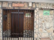 Casa Rural Fuente del Gamellon en Buenache de La Sierra (Cuenca)