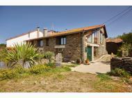 Casa do Estevo en Doade (Lugo)