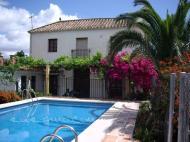 Casa rural Cañamero en Coín (Málaga)