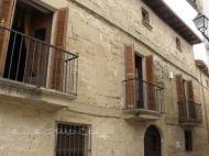 Casa de los Ulibarri en Allo (Navarra)