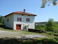 Erreteneko borda en Bera/Vera de Bidasoa (Navarra)
