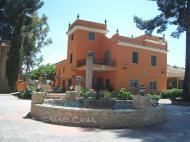 Casa Rural El Pansat en Albaida (Valencia)