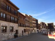 La Casa del Coso en Peñafiel (Valladolid)