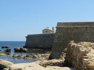 Castillo Isla de Tabarca Santa Pola