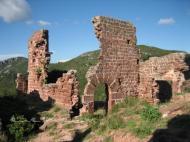 Castillo de Eramprunya Gavà