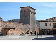 Torreón de Fernán González o de Doña Urraca Covarrubias