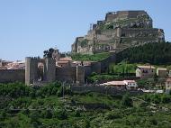 Castillo de Morella. Morella