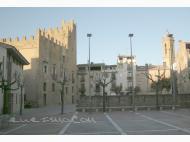 Castillo de La Bisbal La Bisbal d'Empordà