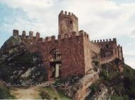 Castillo de la Riba de Santiuste Riba de Santiuste