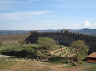 Castillo Fortaleza de Sancho IV El Bravo Cumbres Mayores