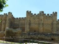 Castillo de Valencia de Don Juan Valencia de Don Juan