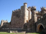 Castillo de la Orden Militar del Temple Ponferrada
