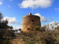 Castell Des Port Sóller